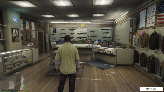 Gta 5 / grand theft auto v [update 4] (2015) pc | repack. Скриншот №2