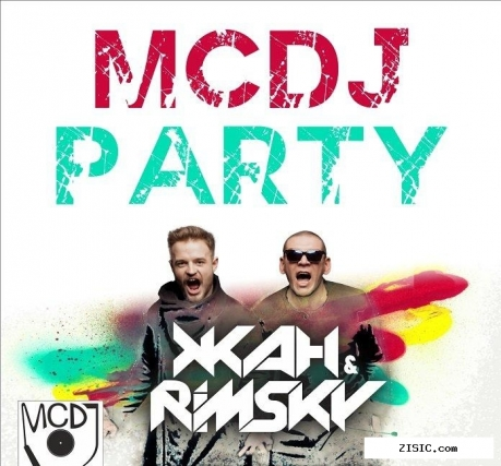 Жан & rimsky - mcdj party 006 (special mix by zhan 2015)