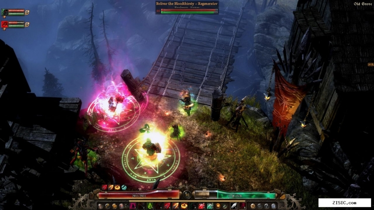 Grim dawn [v 1.0.0.2] (2016) pc | repack. Скриншот №2