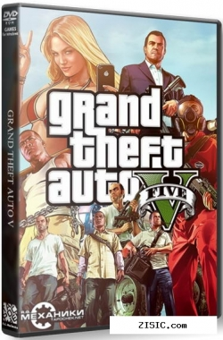 Gta 5 / grand theft auto v [update 4] (2015) pc | repack