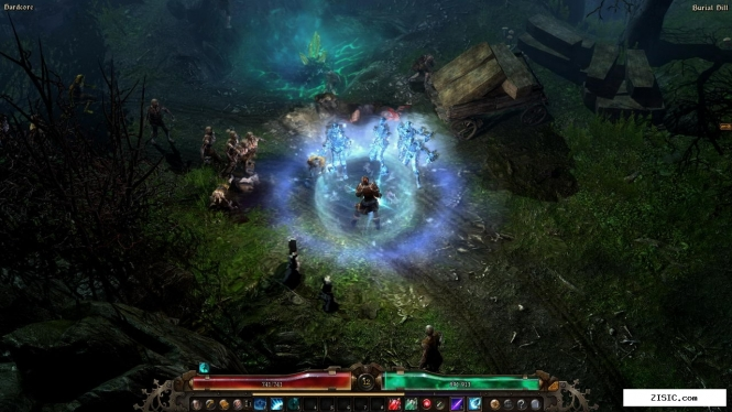 Grim dawn [v 1.0.0.2] (2016) pc | repack. Скриншот №5