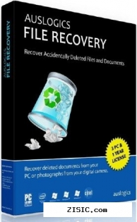 Auslogics file recovery 5.0.1.0 + rus