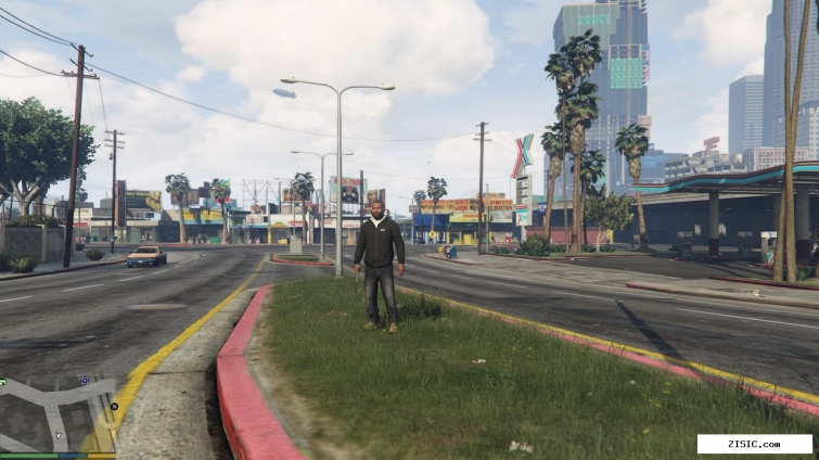 Gta 5 / grand theft auto v [update 4] (2015) pc | repack. Скриншот №3